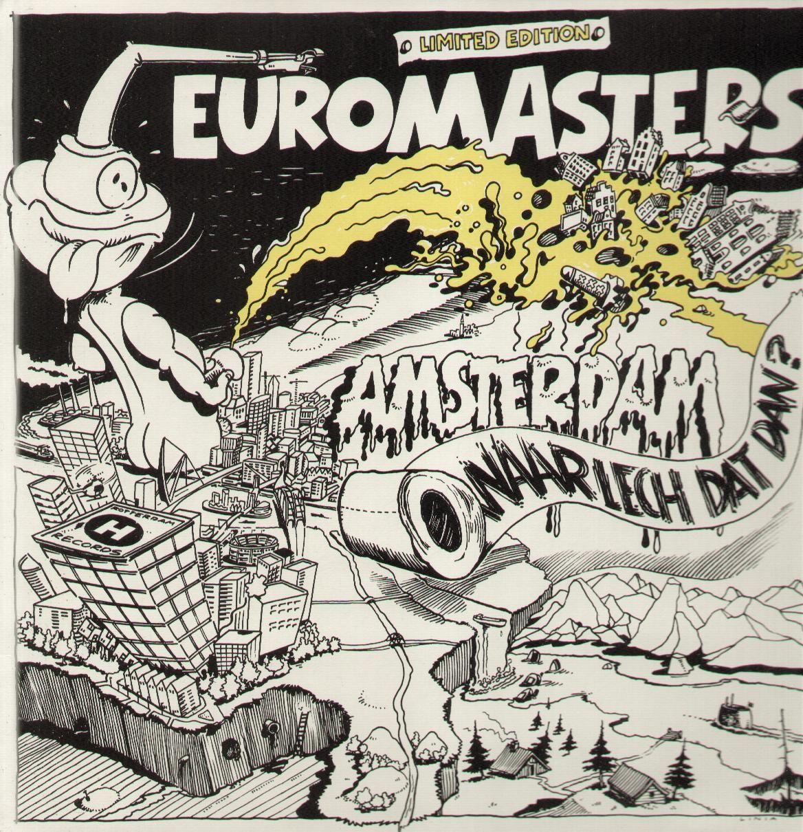 Euromasters - Amsterdam Waar Lech Dat Dan?
