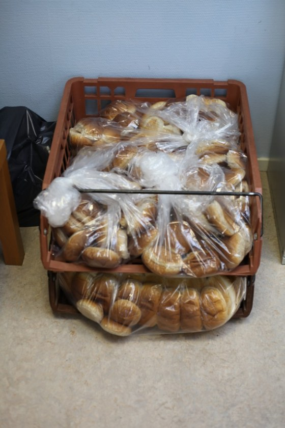 Brood in de Pauluskerk