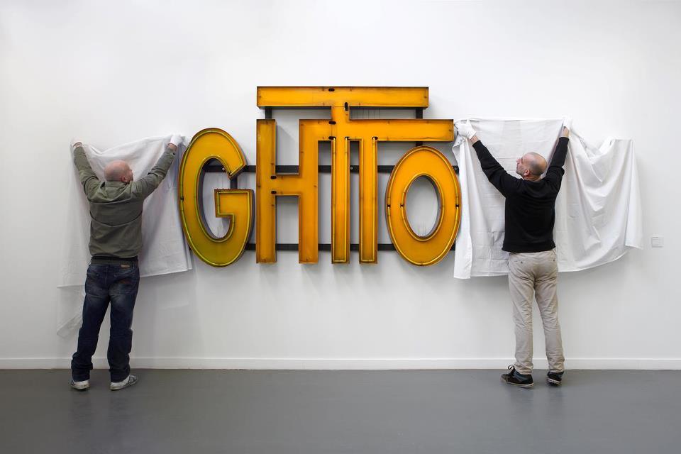 GHTTO -  Janjoost & Baschz