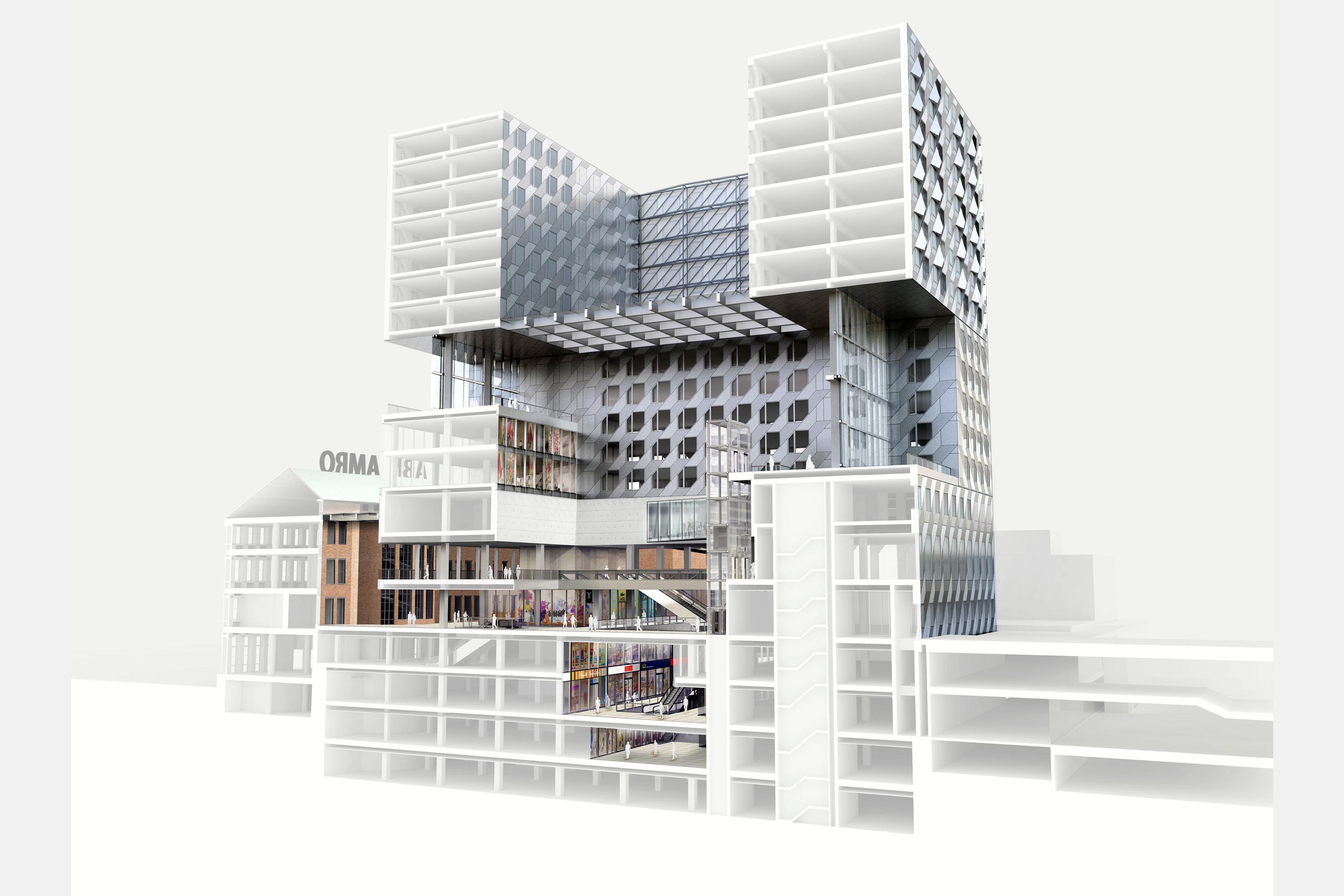 3D-doorsnede Forum