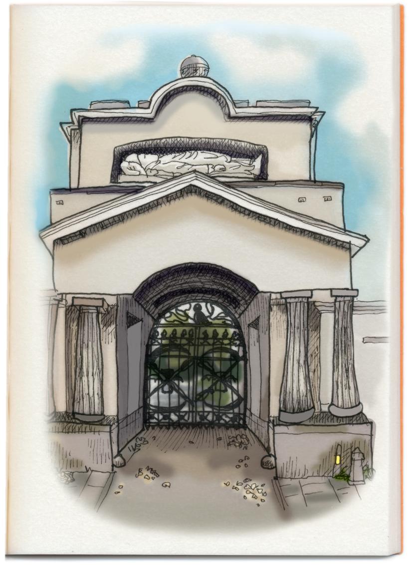entree van de Crooswijkse begraafplaats