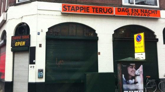 Stappie Terug
