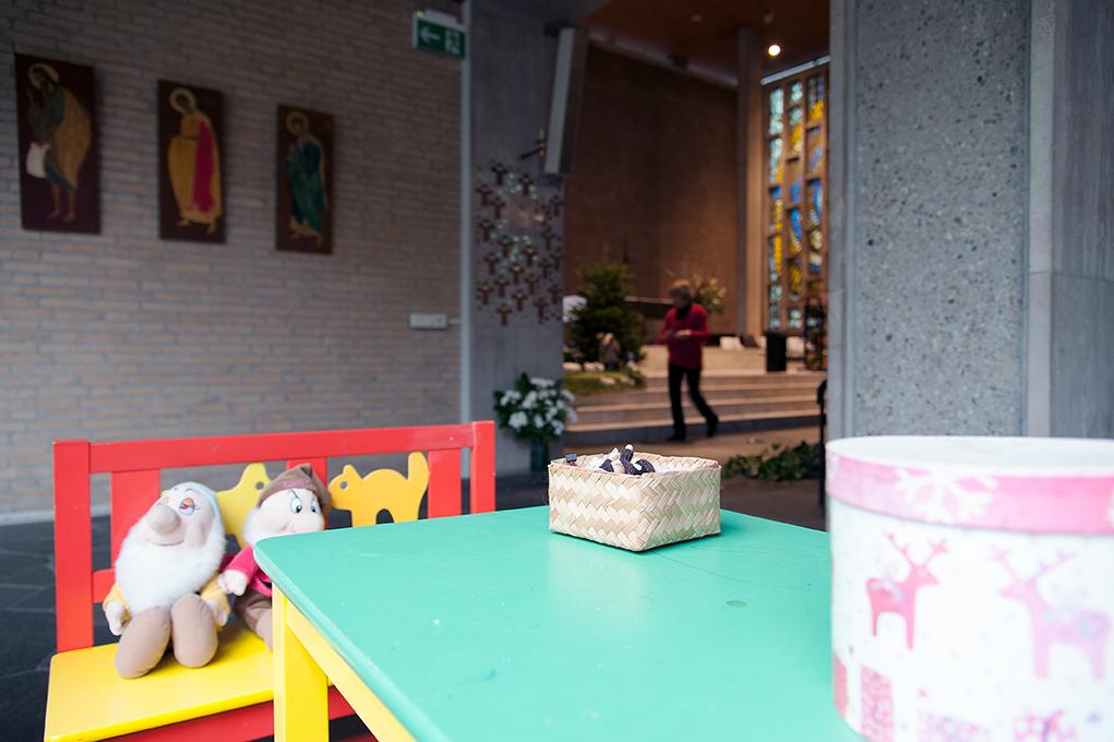 Kerst in het stadsklooster