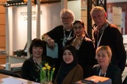 Vrijwilligers van het IFFR: het serviceteam van de Doelen