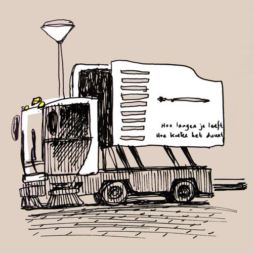 veegwagen