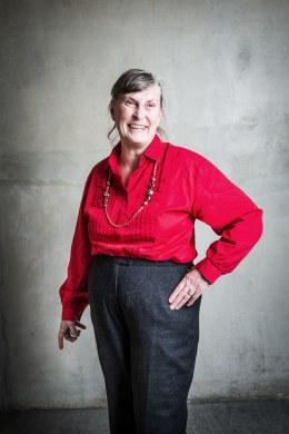 Elly Peters- van Ravesteijn