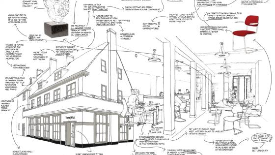 OnderZoekplaat 1 – Het Vreewijkhuis – Edwin van de Velde
