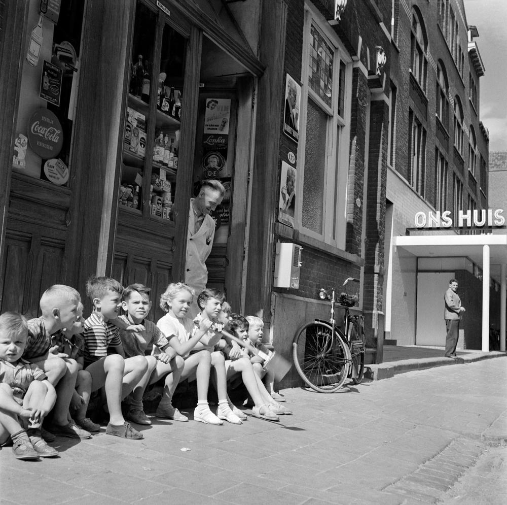 Ons Huis, Foto (1952). Collectie Nederlands Fotomuseum