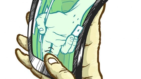 Tracking, Smartphone Uitgelicht