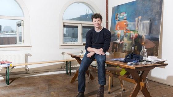 Portret Gerben Willers