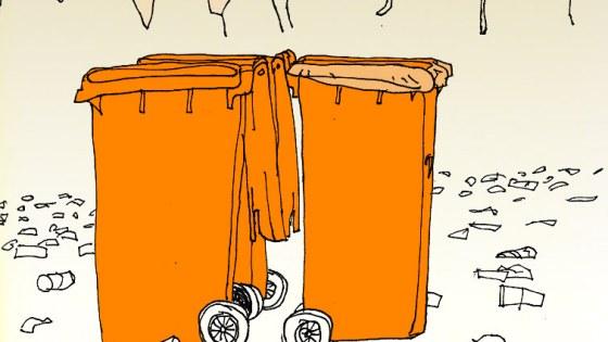 Oranje kliko's