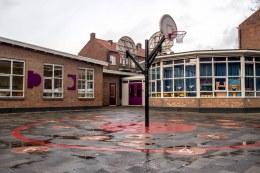 Carnisse-Rotterdam-schoolplein