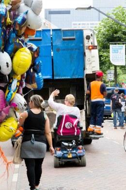 Zomercarnaval Parade July 2016