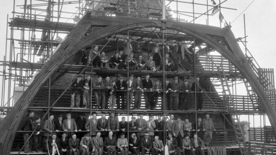 vers-beton-rotterdam-nationaalarchief-laurenskerk-bouwvakkers