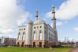 Essalam Moskee Rotterdam, Hand in Hand