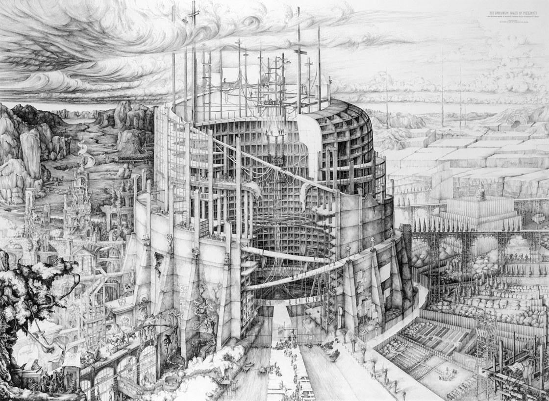 De Babylonische toren van de Moderniteit_Carlijn Kingma