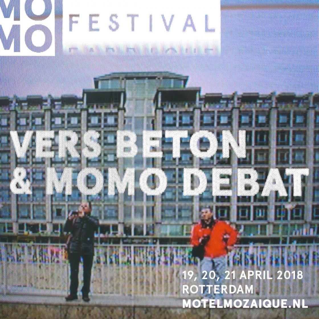 MOMO18_Vers Beton debat 19 april