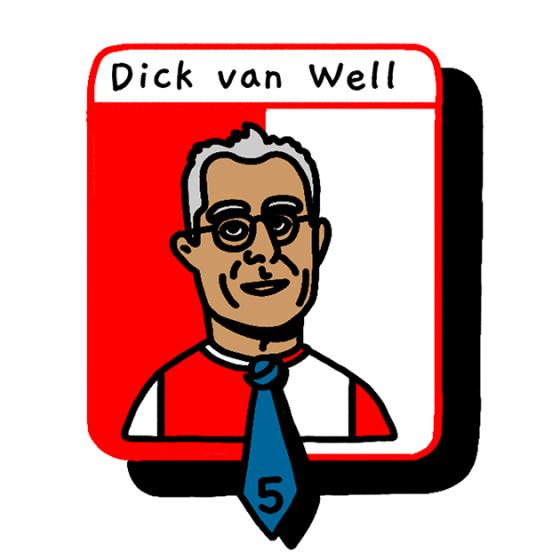 5-dick-van-well
