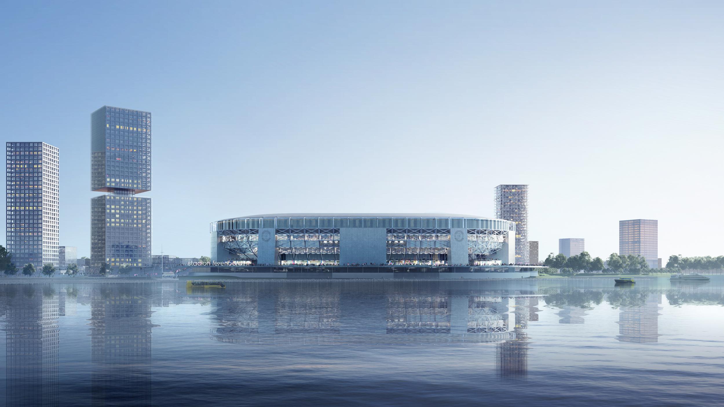 Feyenoord City OMA 2019
