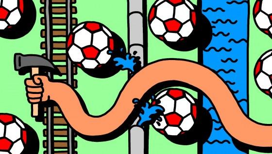 Feyenoord City Obstakels