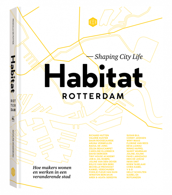 Habitat Shaping City Life