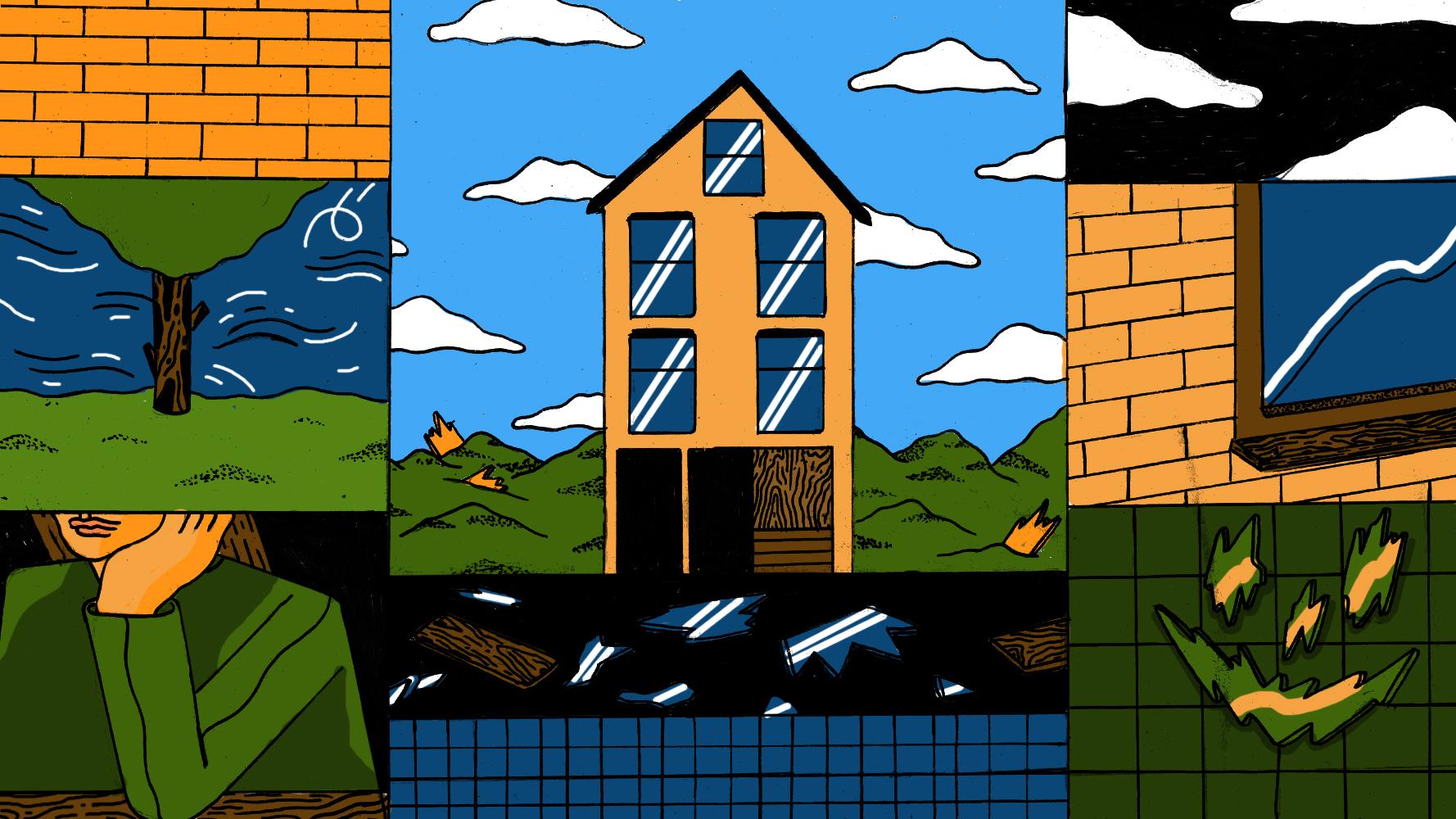 Vers Beton – Elzeline Kooy – Bloklandstraat