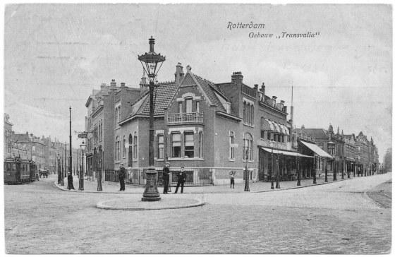 Bergweg-Benthuizerstraat 1908