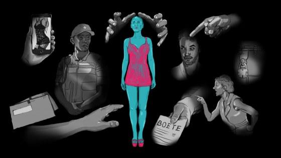 Vers Beton – Oana Clitan – Onderzoek Prostitutie – 2020