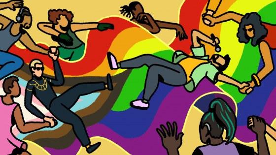 Vers Beton – Daan Timmer – Opleving Queerscene – 2020