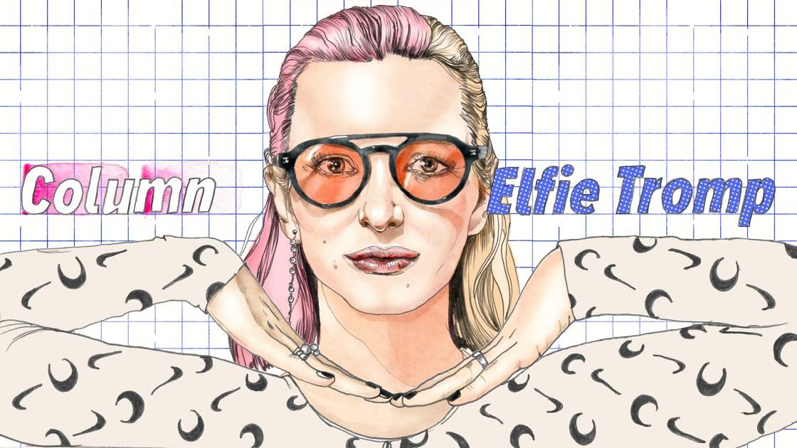 Vers Beton – Robin Duister – Columnist Elfie Tromp – 2020