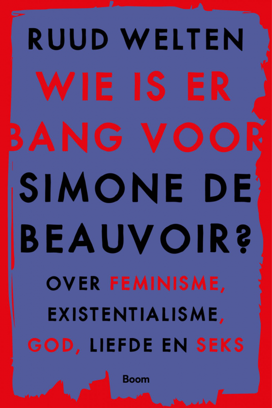 9789024433605-wie_is_er_bang_voor_simone_de_beauvoir