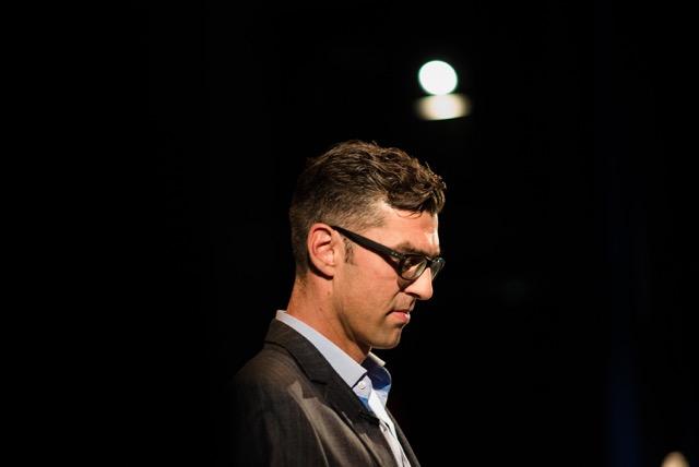 Chris van der Meulen en profil